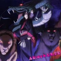 Новое промо-видео аниме-сериала Hōzuki no Reitetsu