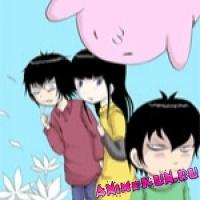 Аниме-адаптация комедийной хоррор манги Pupipō!