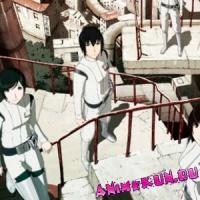 Два новых рекламных ролика аниме Knights of Sidonia