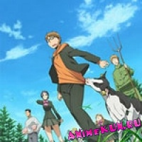 Дата премьеры второго сезона аниме Silver Spoon