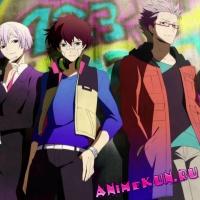 Премьера аниме Re:␣Hamatora