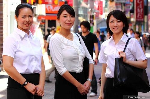 япония работа
