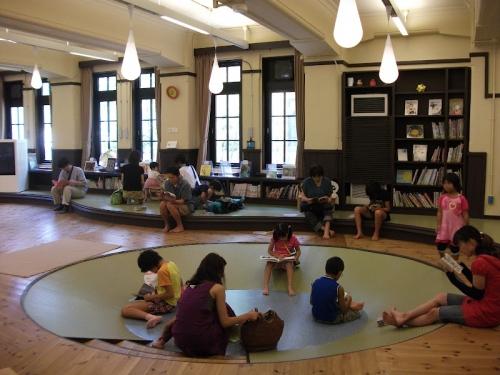 читательский зал