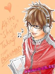 Takagi Akito