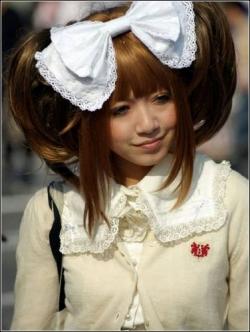 японский стиль Harajuku
