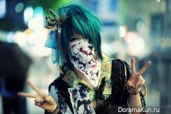 япония, мода