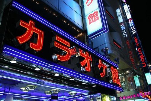 караоке в Японии