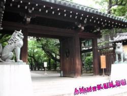 Храм Ясукуни-Дзиндзя