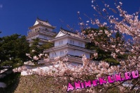 За́мок Симаба́ра (яп. 島原城 Симабара-дзё:)