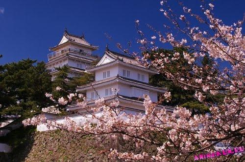 За́мок Симаба́ра (яп. 岛原城 Симабара-дзё:)