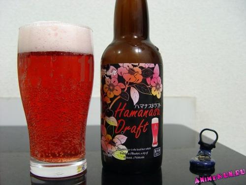 пиво из Японии
