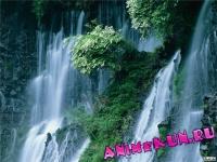 Водопады в Японии