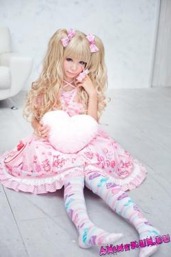 Тупая блондинка по-японски