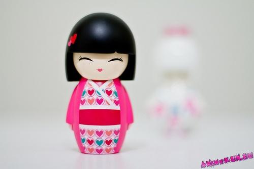 Кокеши - японские куклы-талисманы