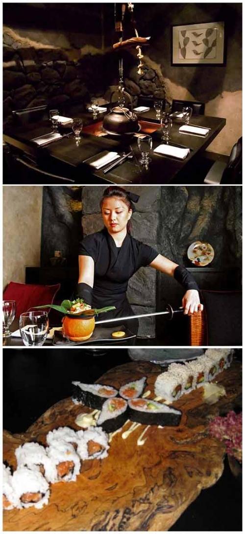 Ниндзя ресторан