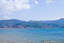 Озеро Лугу, Китай