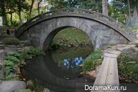 Мост Энгэцукё - Полная луна