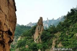Гора Лаошань