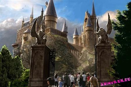 Волшебный мир Гарри Поттера в Японии