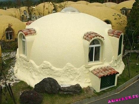 Необычные домики