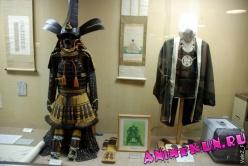 музей самурайских доспехов