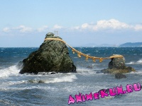 Мэото Ива, супружеские скалы