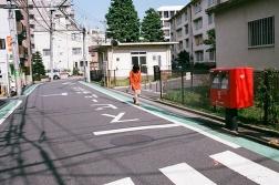 улицы японии
