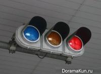 япония светофор