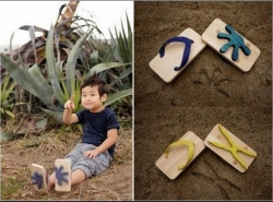 сандали детские,япония