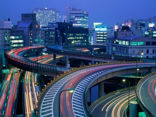 движение в японии