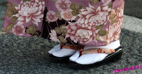 Обувь В Японии