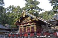 Святыни и храмы Никко