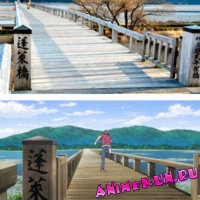 Длиннейший в мире деревянный мост Wooden Walking Bridge.