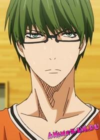 Баскетбол Куроко - Синтаро Мидорима