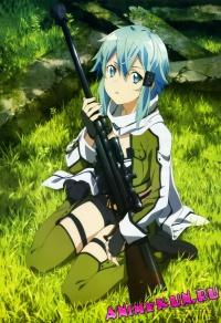 Sword Art Online II - Синон