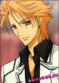 Рыцарь-вампир - Акацуки Каин