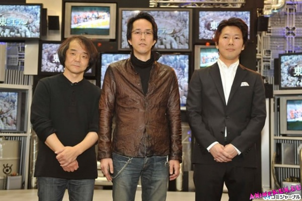 Следующее аниме в рамках Noitamina - ТВ-сериал Tokyo Magnitude 8.0