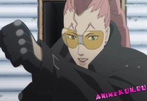 Уличный боец IV OVA-1