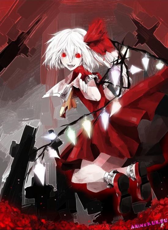 G103: Flandre Scarlet - Персонаж игры
