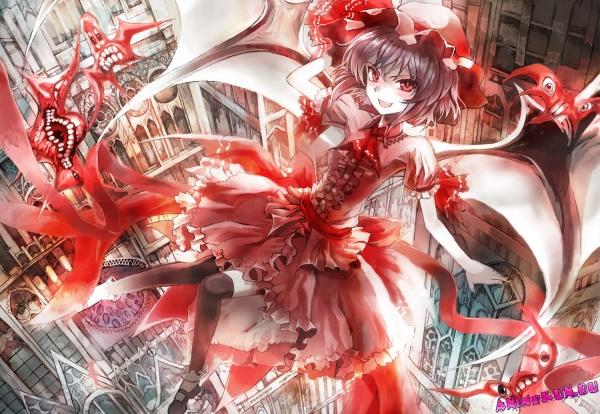G105: Remilia Scarlet