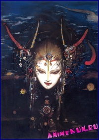 G107: Amano Yoshitaka - Арт