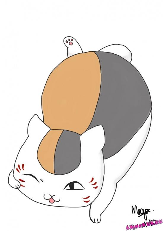 G93: Nyanko-sensei - Персонаж аниме
