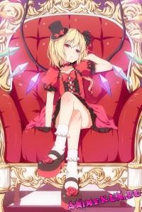 G98: Flandre Scarlet - Персонаж игры Тохо