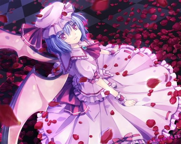 G99: Remilia Scarlet - Персонаж игры Тохо