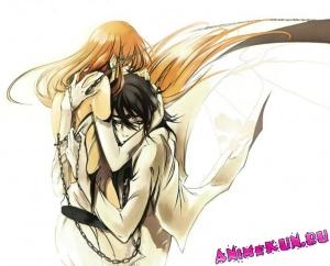 G101: Ulquiorra Cifer & Inoue Orihime
