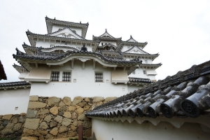 Химэдзи - Замок Белой Цапли