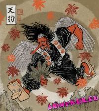 Тенгу, покровитель боевых искусств