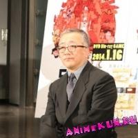 Akira's Katsuhiro получил премию Angouleme.