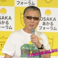Певец, телеведущий Takajin Yashiki скончался.
