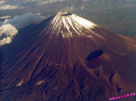 Великое извержение годов Хоэй